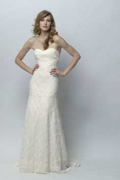 W-Too Style Emerson | Now Found at New York Bride & Groom in NC