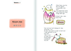 Bible Stories  | design + illustration by San Wanshan Huang. hellosansan.com