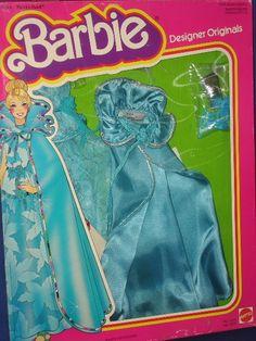Barbie Doll The Royal Ball Outfit Superstar Era MIB Fashion Originals 1979   eBay