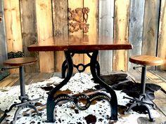 Cast Iron Dining Table Legs