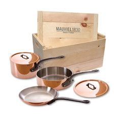 M150C Copper Stainless 5Pc Set, $674.95, now featured on Fab.