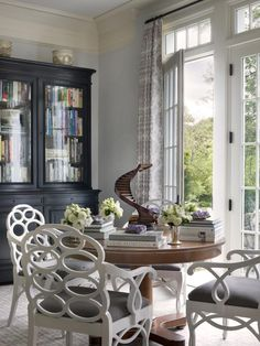 Single Door with window above ~!~ Traditional Living Room French Doors Design, Pictures, Remodel, Decor and Ideas - page 3
