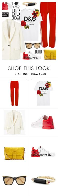 """""""Wish List"""" by cilita-d ❤ liked on Polyvore featuring Étoile Isabel Marant, Dolce&Gabbana, MANGO, Loewe, Cartier and David Yurman"""
