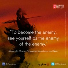 Samurai's Quotes by Shihan Essence / Your Daily Source of Martial Inspiration…