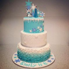 ... cake frozen taart frozen cake frozen cake by happy cakes on facebook