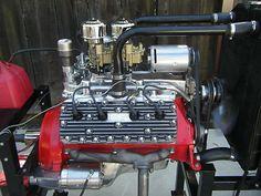Ford Flathead Flat Head 59A 239 Rebuilt Engine Mot - http://www.legendaryfinds.com/ford-flathead-flat-head-59a-239-rebuilt-engine-mot/