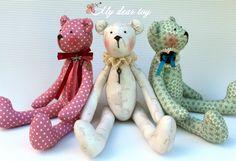 My dear toy | Интерьерные игрушки ручной работы