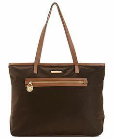 MICHAEL Michael Kors Handbag, Kempton Large East West Tote