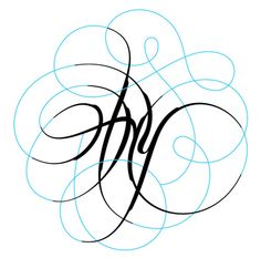 """If I were a tattoo person...but with initials """"JDR"""""""