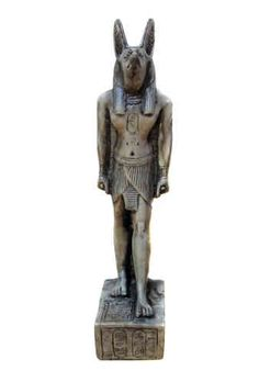 Dios Anubis, la nave del misterio