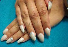 LCN gel nails | Kynsistudio Zenails Lcn Nails, Insta Makeup, Makeup Junkie, How To Do Nails, Nail Art, Nail Ideas, Pretty, Cosmetics, Beauty