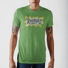 Rugrats Logo Kelly Heather T-ShirtNick 90's - MERCHMILLA, Official nerd Merch lives here