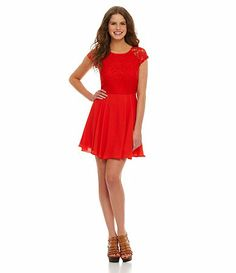 Juniors | Dresses | Lace Dresses | Dillards.com