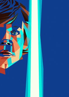 Buy Star Wars Luke Skywalker Inspired Geometric Art Print - Farm Boy x here at Zavvi US, the home of pop culture and the ZBOX. Star Wars Poster, Star Wars Art, Star Wars Design, Star Wars Luke Skywalker, Farm Boys, Boy Art, Photos Of The Week, Geometric Art, Animation