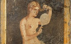 A new exhibition at the British Museum in London, 'Life and Death in Pompeii   and Herculaneum', reveals that beauty and adornment were as important to the   women of the Roman Empire as they are to their modern counterparts