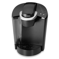 Keurig® Elite Brewer Coffee Maker, B40  From Bed bathe and Beyond $119, would really like to have one