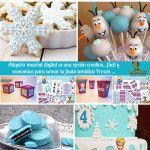 Frozen: Invitación Infantil
