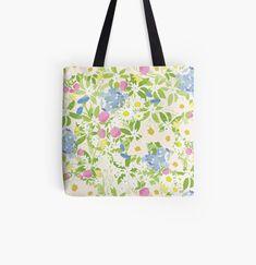 Designer Totes, Diaper Bag, Reusable Tote Bags, Magic, Art Prints, Canvas, Printed, Awesome, Flowers