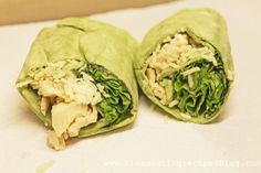 Clean Eating Recipe – Chicken Parm Wrap | Clean Eating Recipes