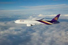 Boeing 777-300er Thai airways