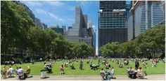 New York Panorama Pix - Page 33 - SkyscraperCity -- Bryant Park