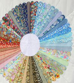 Diary of a Quilter - a quilt blog: Liberty of London Quilting Cottons