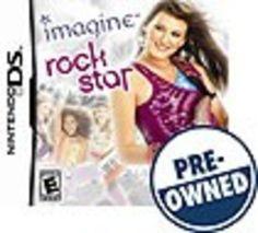 Imagine Rock Star — PRE-Owned - Nintendo DS, 008888164234