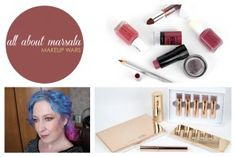 Marsala Product Roundup, Swatches, and Look | Makeup Wars