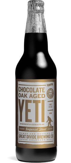 Great Divide Brewing - Chocolate Oak Aged Yeti