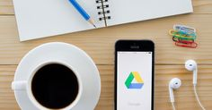 It's now a little easier to organize your horribly messy Google Drive -Google has added some better tools for search and shared files.
