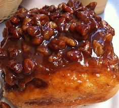 Susan Recipe: Delicious, Quick And Easy Sticky Buns Sticky Rolls, Pecan Sticky Buns, Pecan Rolls, Cinnamon Rolls, Amish Sticky Buns Recipe, Brunch Recipes, Breakfast Recipes, Susan Recipe, Breakfast Items