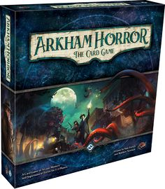 Arkham Horror - The Card Game from Fantasy Flight!