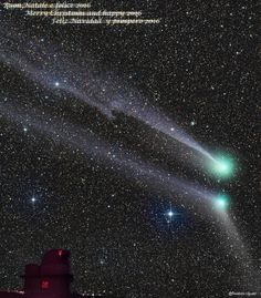 The Great Comet Of 2015