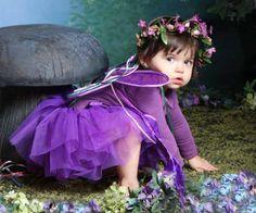 Purple Fairy ~ so cute