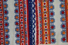 FolklorWeb.cz | folklor a lidová kultura nejen na Moravě Folk Clothing, Folk Embroidery, Flourishes, Folk Costume, Bobbin Lace, Eastern Europe, Stylus, Czech Republic, Mythology