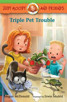 Judy+Moody+and+Friends:+Triple+Pet+Trouble