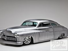 1950 Mercury - Metal Majesty - Not caring for the wheels, tho.