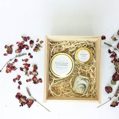 Small Spaces Candle Kit w/ Match Striker