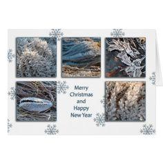 Nature's Art Greeting Card