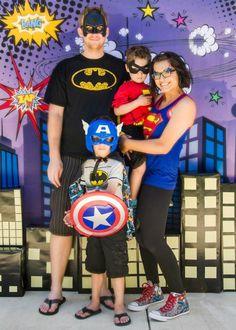 Superhero Party Planning Ideas Supplies Idea Decorations