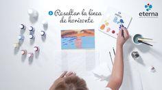 Agua de mar Paintings
