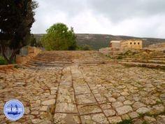 Knossos Kreta Griekenland Minoan, Crete Greece, Olympus Digital Camera, Volcano, Santorini, Palace, Restoration, Sidewalk, Island