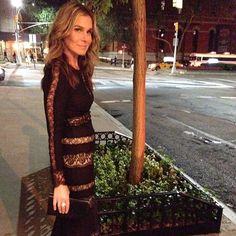 NYC night. Thank u @alexarodulfo for the beautiful hair and make-up.