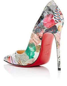 8de8c5a12ff Christian Louboutin So Kate Patent Leather Pumps - Heels - 505051096  Christian Louboutin So Kate