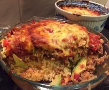 Recipe Taco Rice Bake by AbbieKemp - Recipe of category Pasta & rice dishes