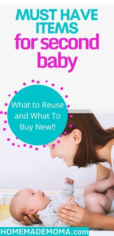 Second Pregnancy, Second Baby, Pregnancy Tips, Baby Registry Items, Baby Number 2, Postpartum Care, Preparing For Baby, Before Baby, Things To Buy
