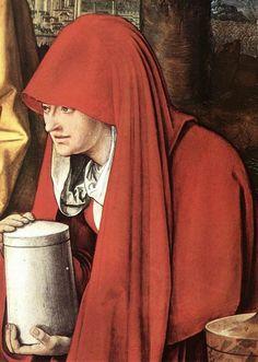 Albrecht Dürer - The Lamentation over Dead Christ. Detail. 1500 - 1503 Albrecht  Dürer b24104c474d6