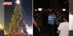 Dün Aleyna Tilki bugün de 'Hadise': Adana'da Aleyna Tilki konserinde yaşanan güvenlik zafiyetinin ardından alınan olağanüstü güvenlik önlemlerine rağmen 30 bin kişilik Hadise konserinde kavgaların önüne geçilemedi