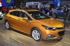 2017 Chevy Cruze Hatch Keeps Making Its Rounds