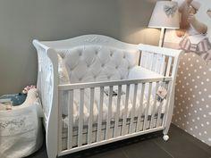 Babybett Magnifique Lux 125 X 60 Cm Zum Sofa Umrustbar Mit